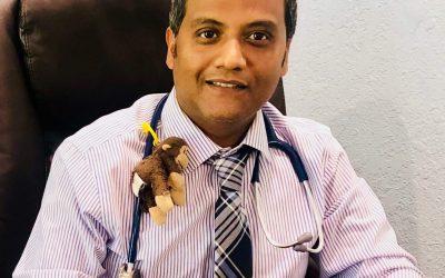 Dr. Kashif Anwar, Medical Director
