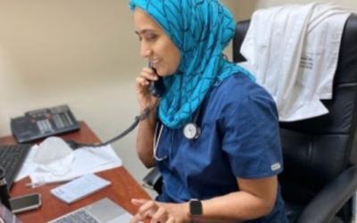 Dr. Afser Tasneem MD