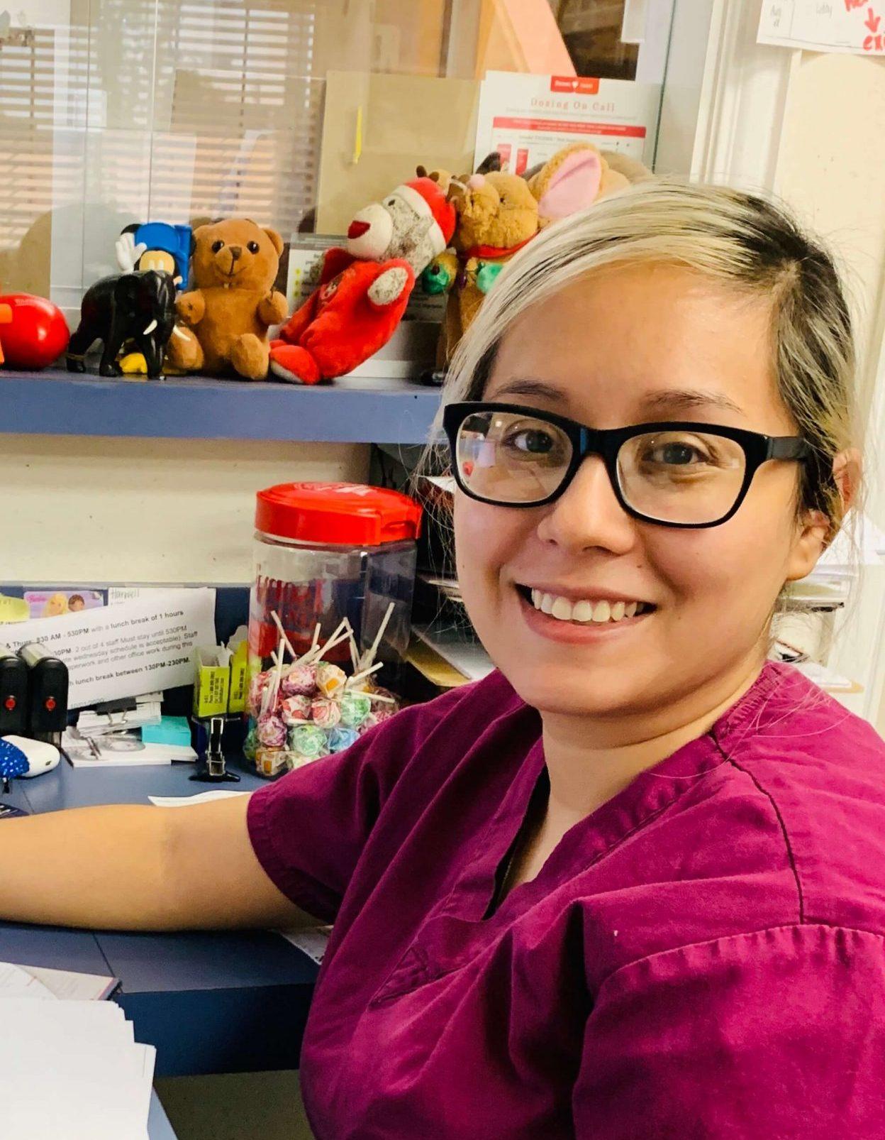 Stephanie Peralta, MA