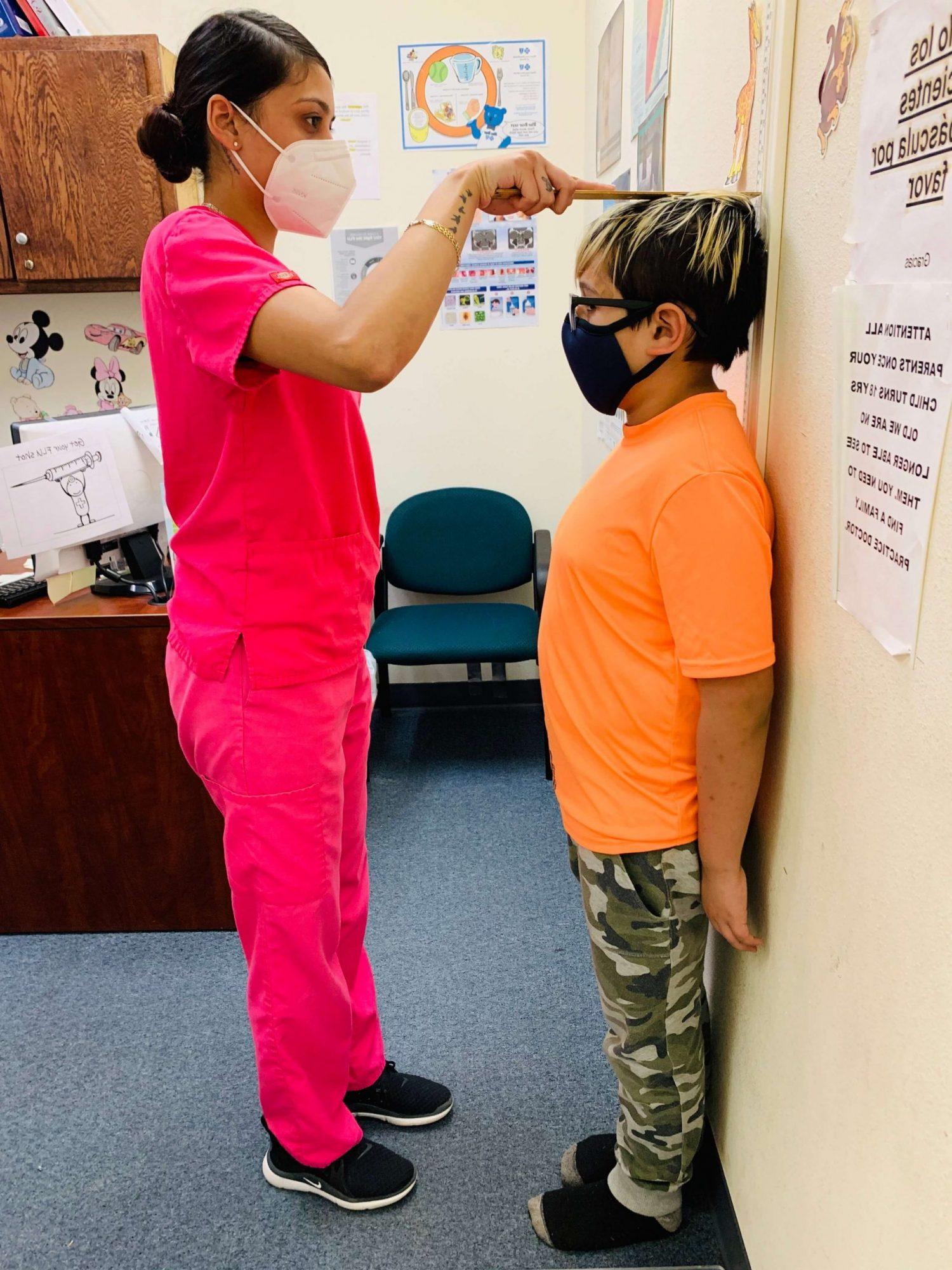 Beyond Care Pediatrics child physical